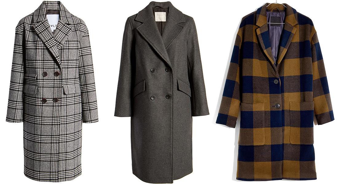 menswear coats - My Favorite Coats for Fall