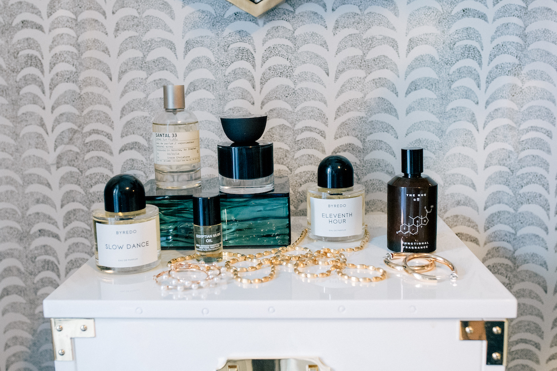 My Favorite Fall and Winter Fragrances