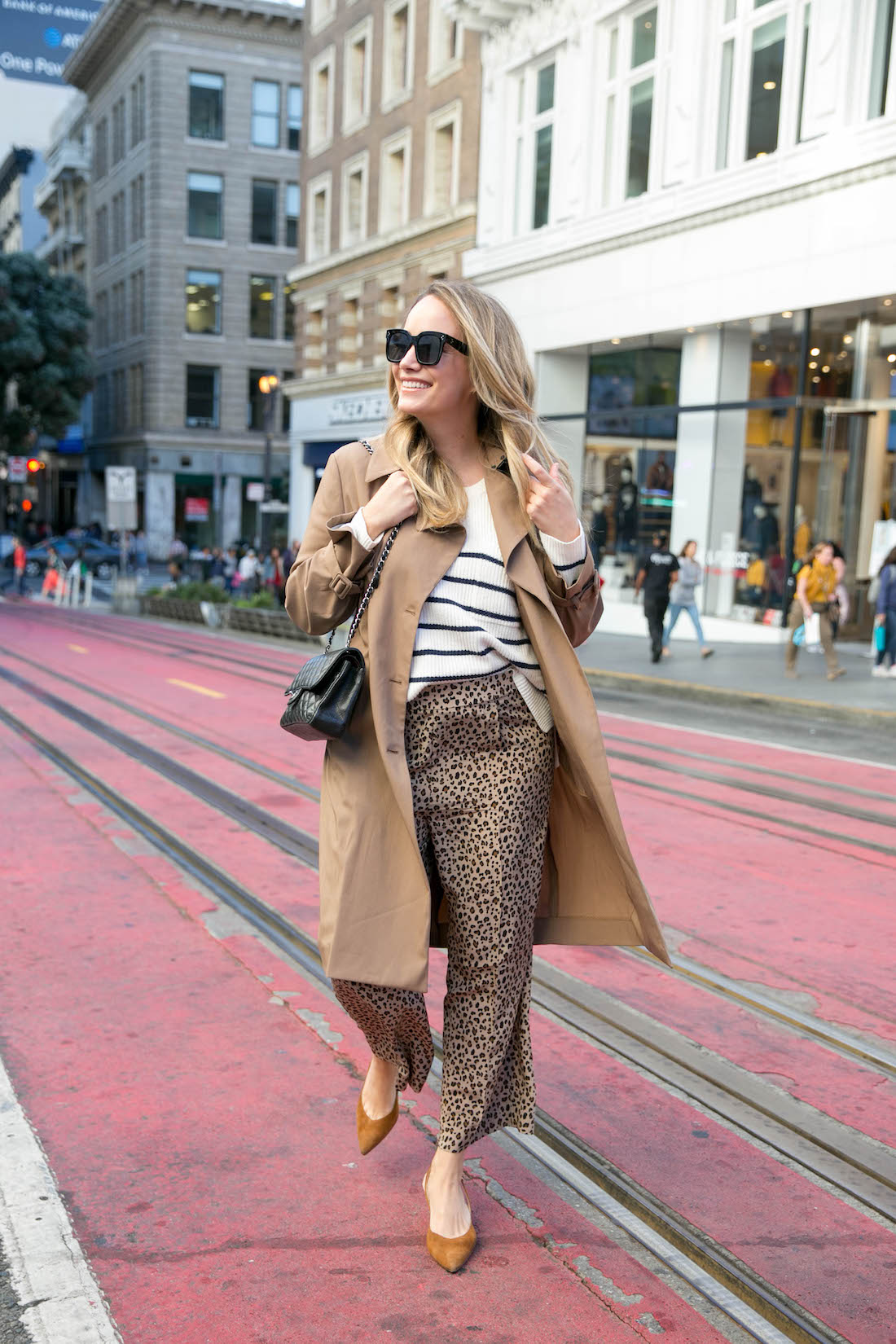 Three Days in San Francisco - outfit