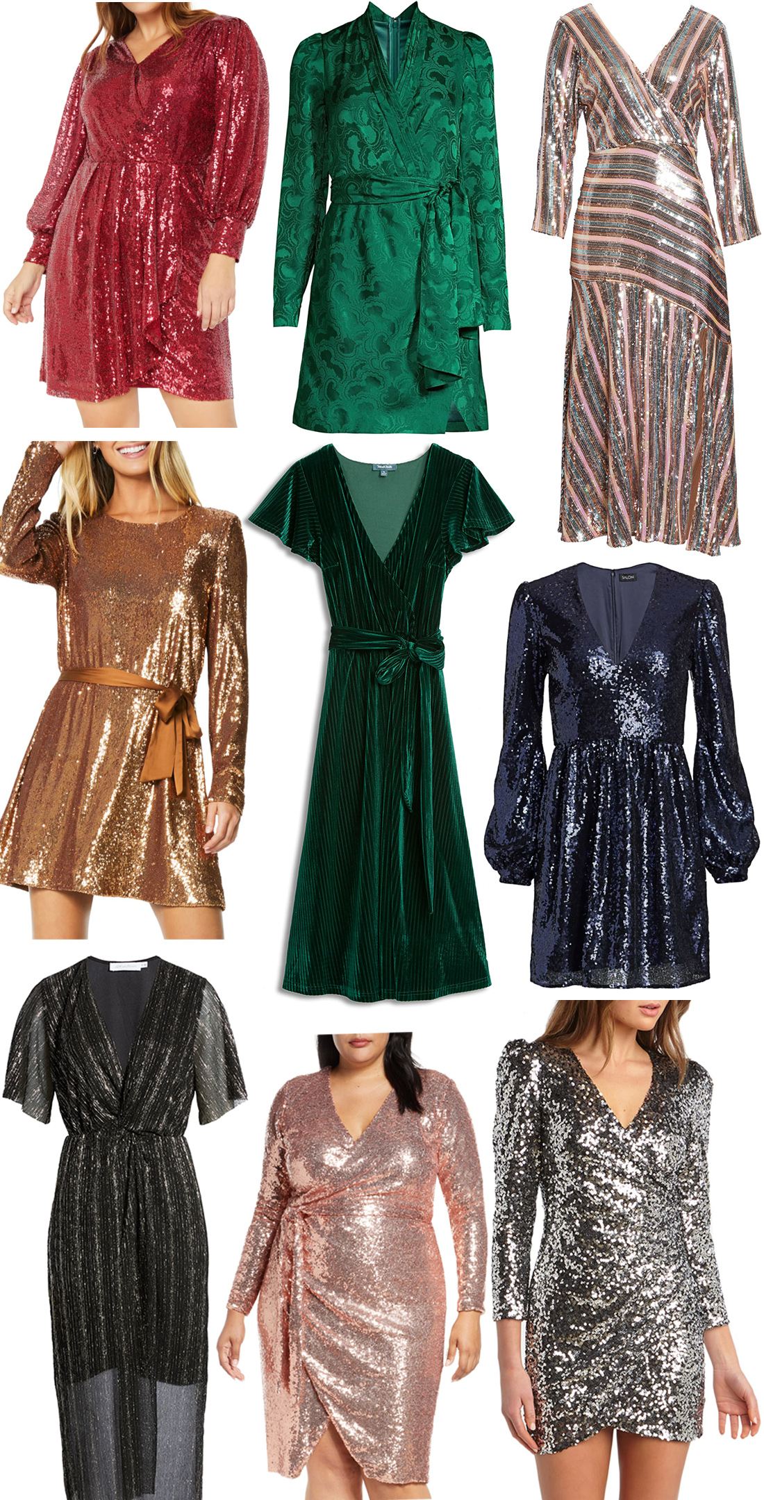 Party Dresses for Fall