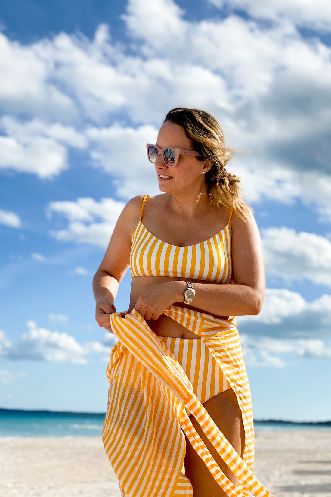 Everything I Wore in Harbour Island