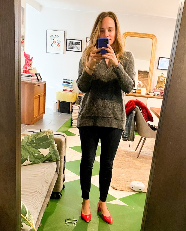 What I Wore: 12.20 – 12.27
