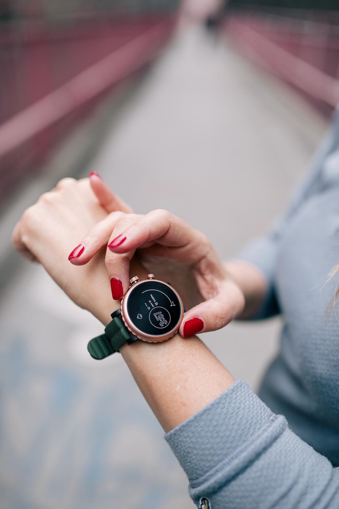 Kate Spade's new Sport Smartwatch