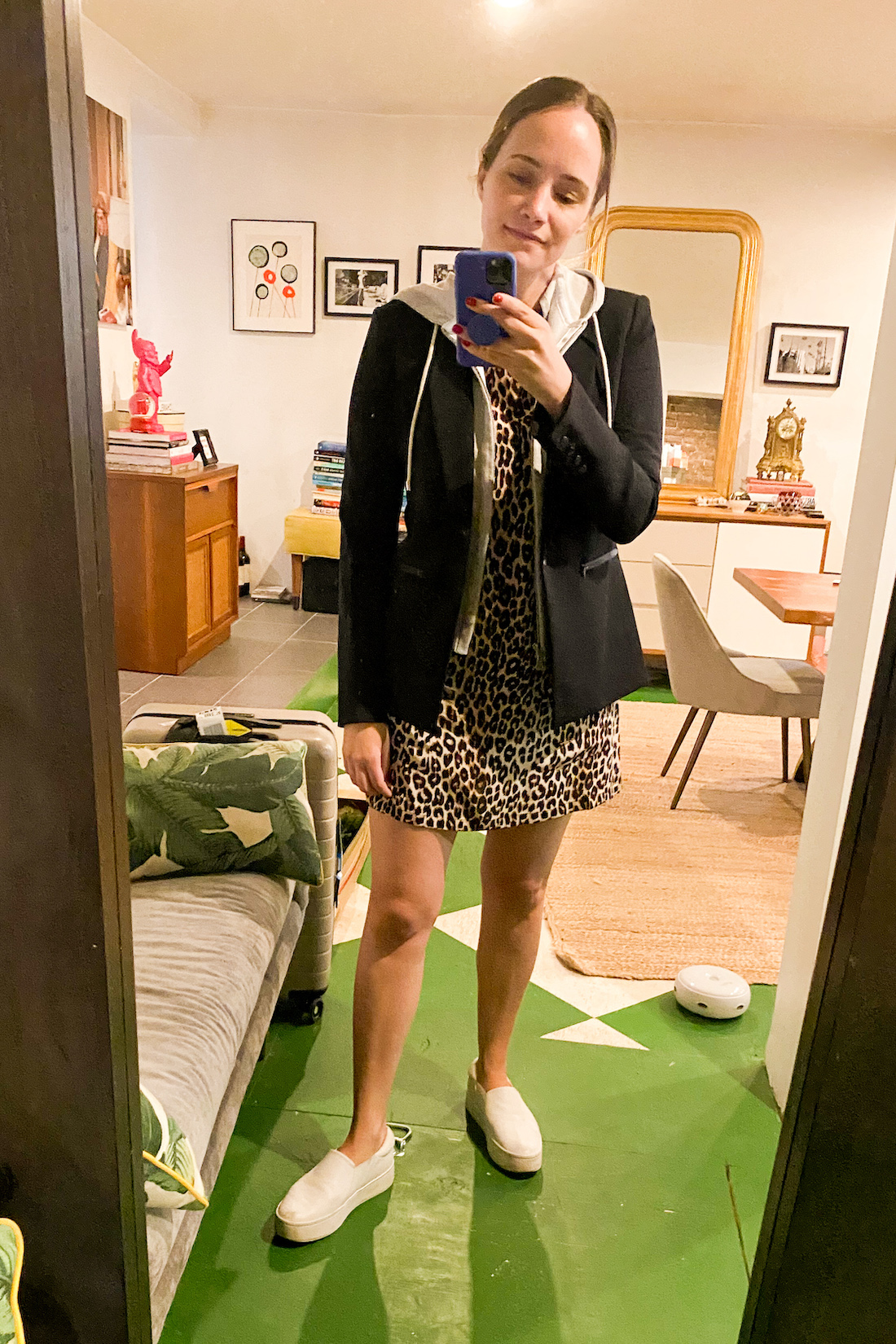 What I Wore: 1.11 - 1.17