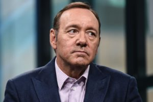Kevin spacey--fall from grace act like a lady or gentleman