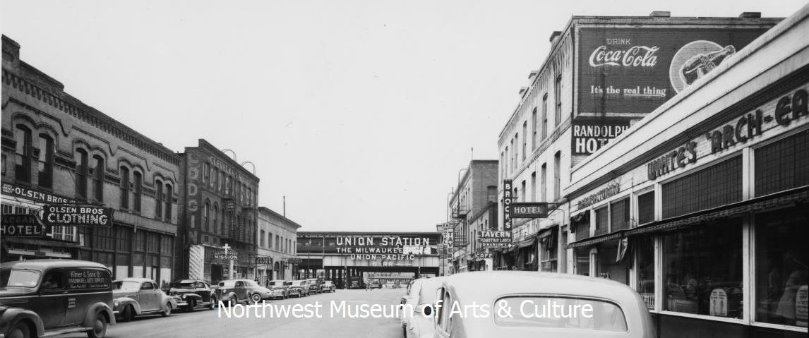 Spokane in the 1940s