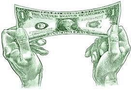 stretching the dollar visual aid