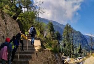 Kheerganga Trek Cover Image
