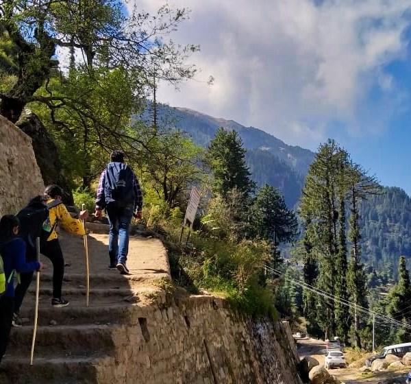 Kheerganga Trek: Low on Budget, High on Adventure