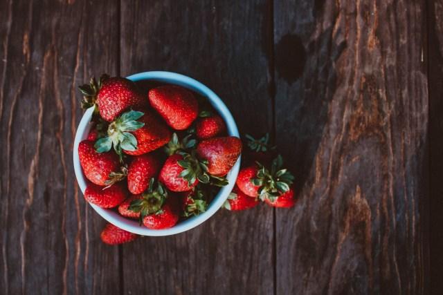 Scarlet Berries