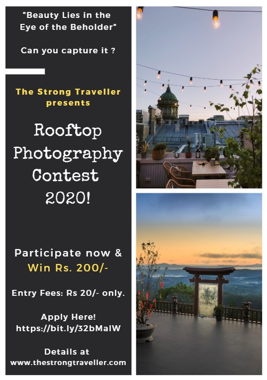 Rooftop Photography Contest 2020