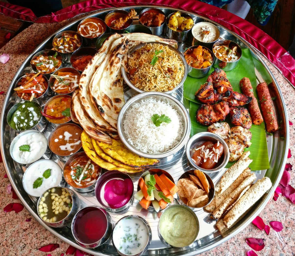 15 Unique Food Experiences Exclusively Found in India