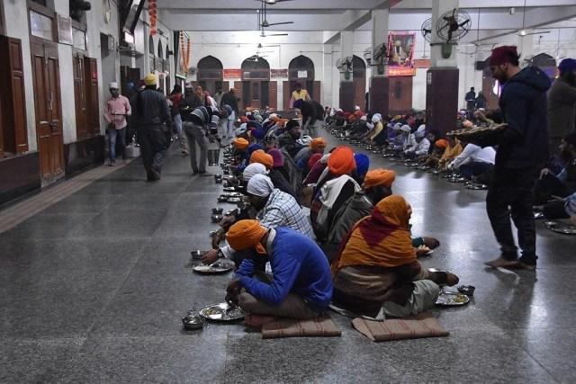 Guru ka Langar- Amritsar India