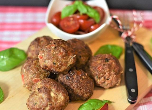 steamed meatballs