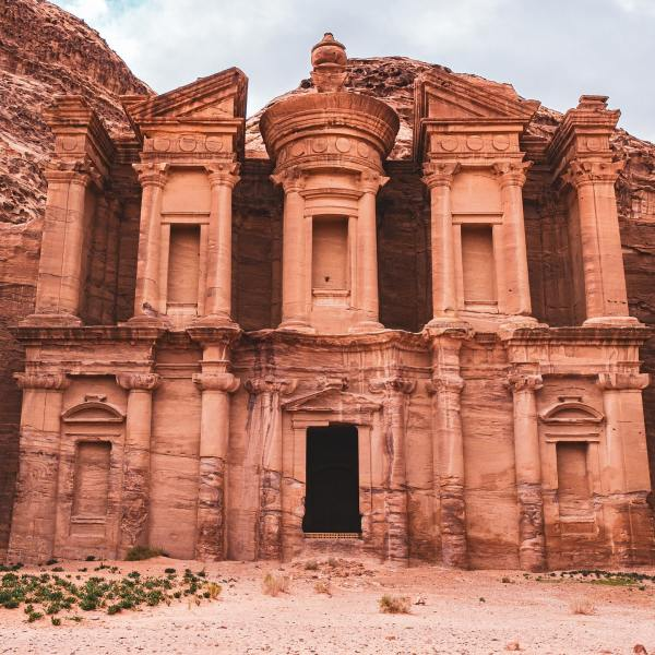 Top 5 Best Tourist Attractions To Visit Jordan- The Buried City