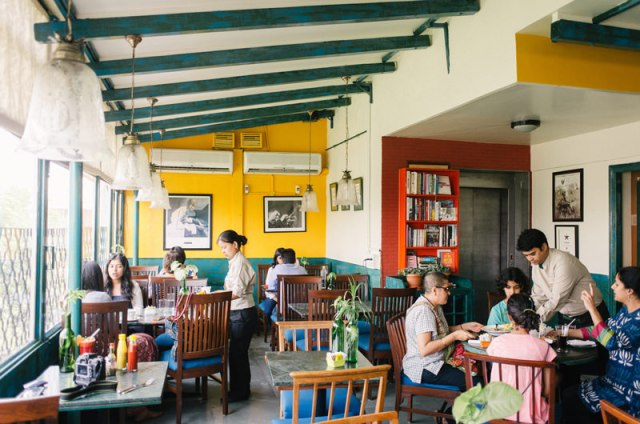 Cafe Turtle, Delhi