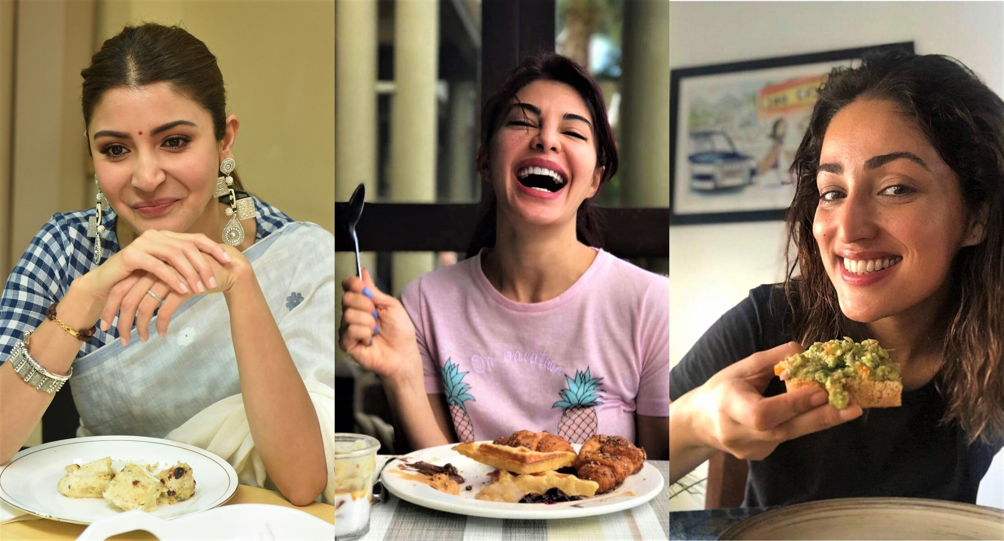 11 Common Eating Habits of 32 Bollywood Actresses