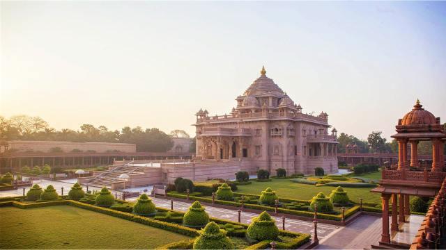 Swaminarayan Akshardham Gujarat