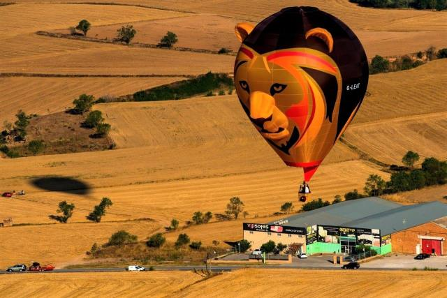 European Balloon Festival, Igualada, Spain