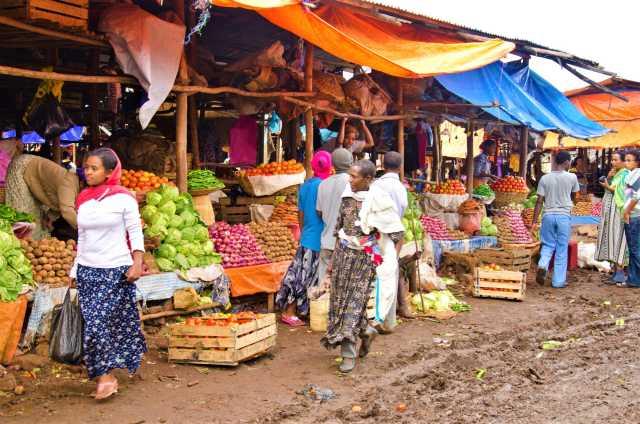 Markets of Ethiopia