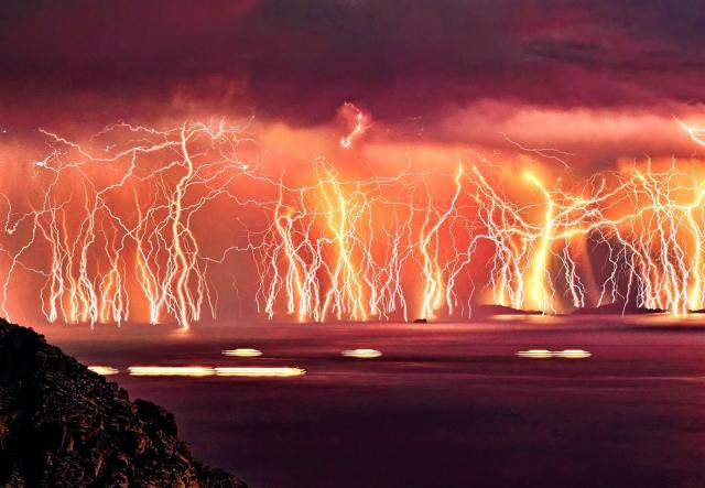 Catatumbo Lightening