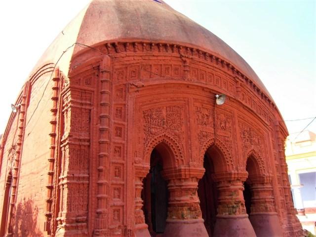 Radha-Govinda Temple, Cheliama