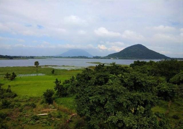 Baranti Reservoir or Muradi Lake