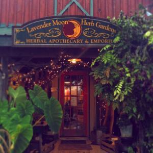 Lavender Moon entrance