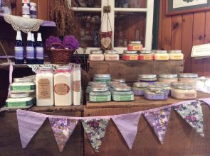 Lavender Moon product display