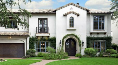 stucco spanish paint exterior homes influence designs