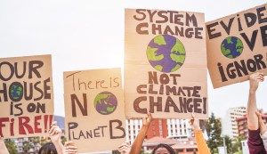 Editorial: System Change not Climate Change