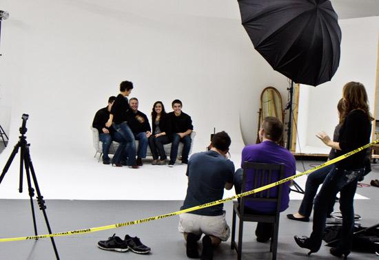 Joshua Mitchell Photography shoots Portraits at the Studio Rental Phoenix