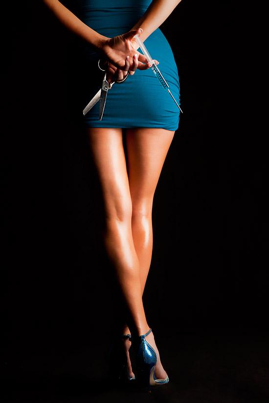 legs medical commercial photographer Orcatek Phoenix advertising photography
