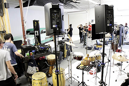 Music Video studio rental phoenix arizona