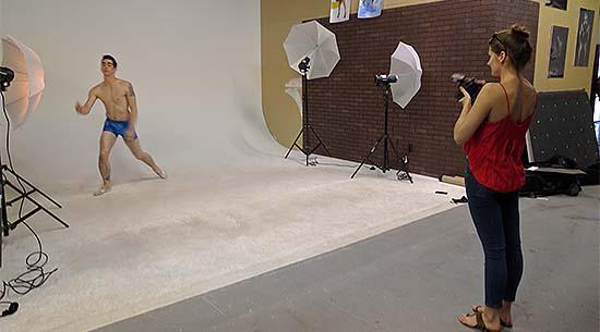 photography studio rental for model shoot phoenix tempe scottsdale