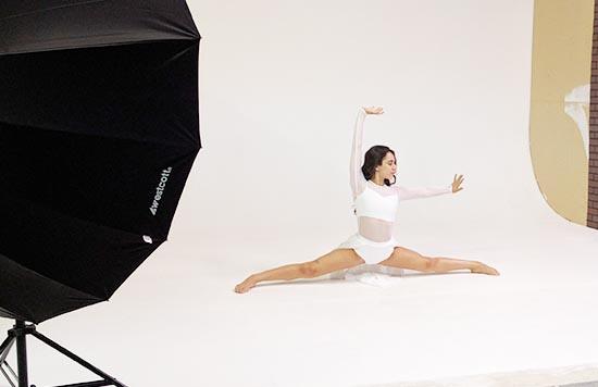 Dance photography by studio renter phoenix