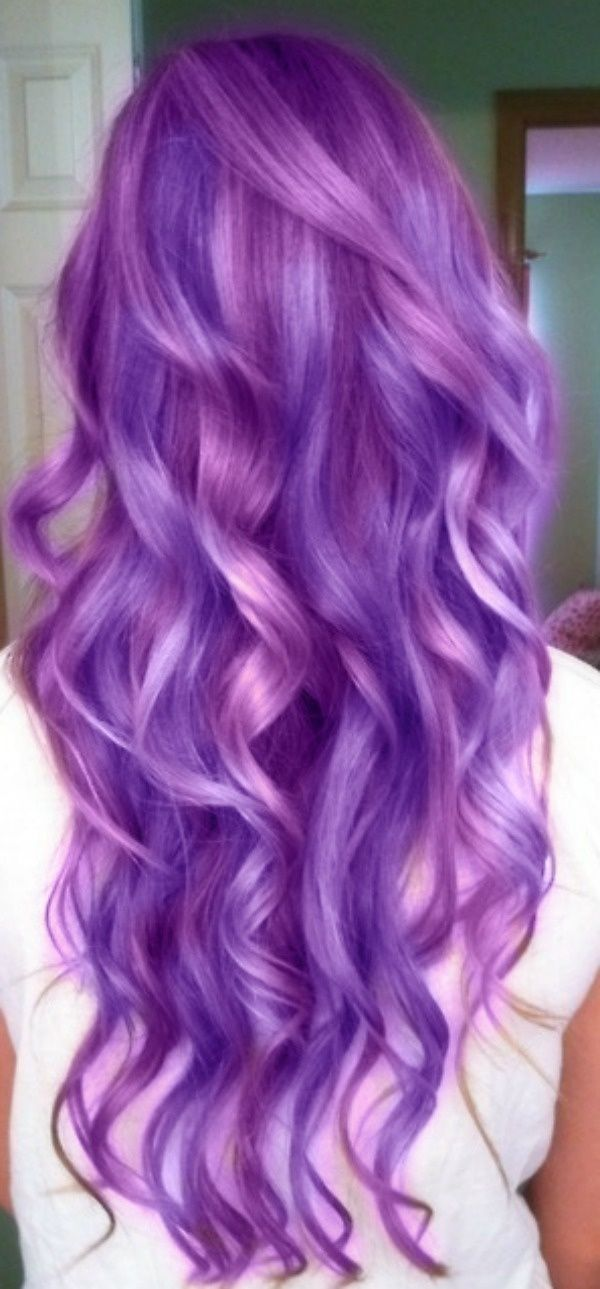 Before You Ask For Purple Hair Hair Salon The