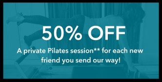 Fall Discounts for New students and 50% off Privates for Referrals!