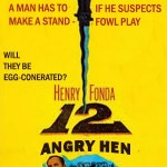 TEASERS POSTER: 12 ANGRY MEN 2
