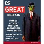 CONTROVERSIAL BRITISH TOURISM POSTER RELEASED