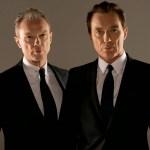 TOM HARDY TO PLAY GARY AND MARTIN KEMP