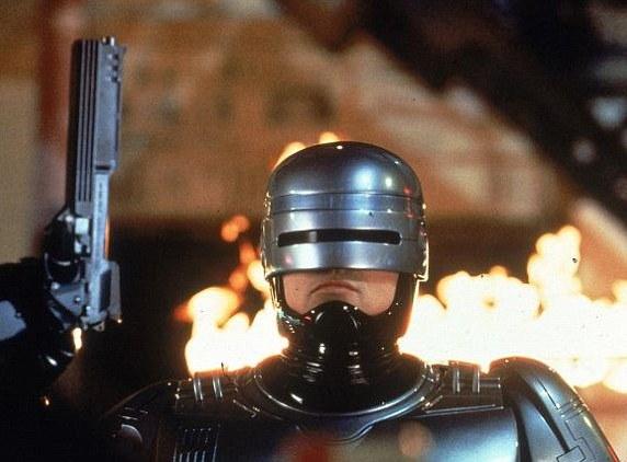 FILM: ROBOCOP                  1987 Starring: Peter Weller