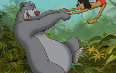 jungle book origins