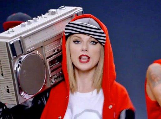 Taylor Swift (Screengrab)