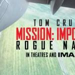 JAMES CORDEN SLAMS MISSION: IMPOSSIBLE ROGUE NATION PUNCTUATION FAIL