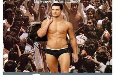 David Gandy movie