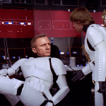 DANIEL CRAIG WILL PLAY THE FIRST GAY STORMTROOPER
