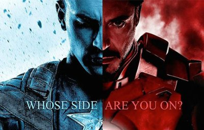 avengers civil war
