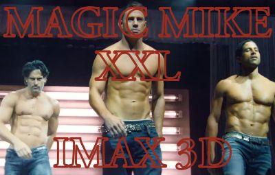 magic mike xll