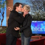 MATT DAMON OPENS UP TO ELLEN ABOUT BEING A LESBIAN IN HOLLYWOOD